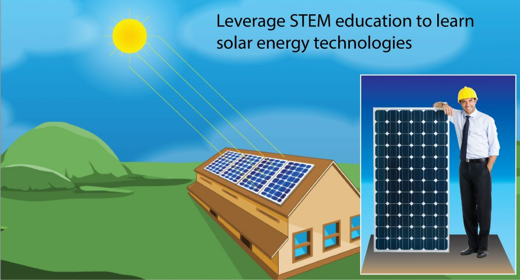 Leverage solar education to become solar energy professional